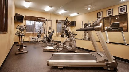 Gym | Best Western Plus Seminole Hotel & Suites