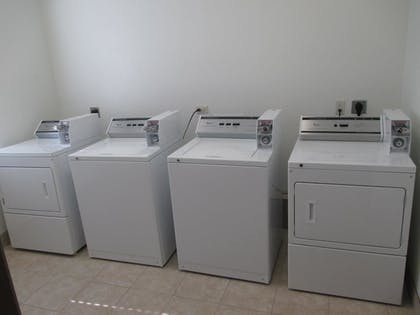 Laundry Room | Best Western Plus Seminole Hotel & Suites