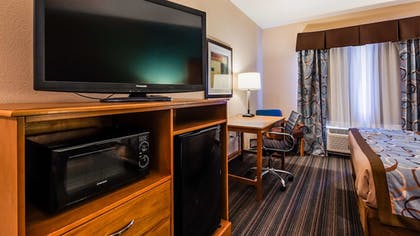 In-Room Amenity | Best Western Plus Seminole Hotel & Suites