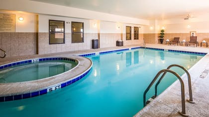 Indoor Pool | Best Western Plus Seminole Hotel & Suites