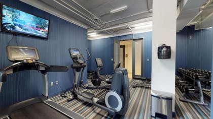 Fitness Facility | Aloft Miami - Brickell