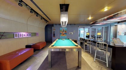 Game Room | Aloft Miami - Brickell