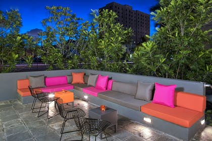 Sports Facility | Aloft Miami - Brickell