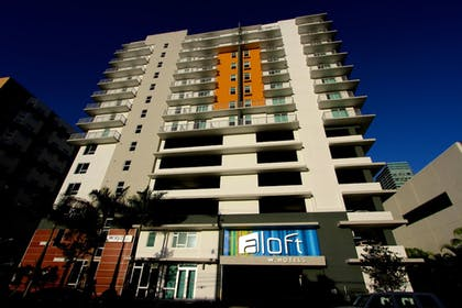 Street View | Aloft Miami - Brickell