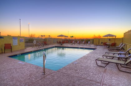 Outdoor Pool | Holiday Inn Express Hotel & Suites Phoenix North Scottsdale
