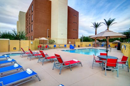 Pool | Holiday Inn Express Hotel & Suites Phoenix North Scottsdale