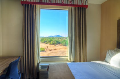 View from Hotel | Holiday Inn Express Hotel & Suites Phoenix North Scottsdale