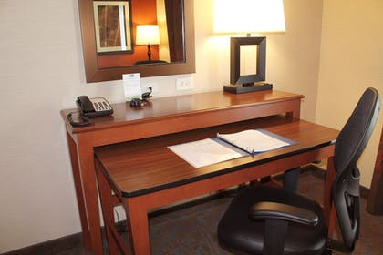In-Room Amenity | Holiday Inn Express Hotel & Suites Paducah West