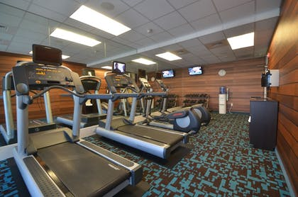 Fitness Facility | Fairfield Inn & Suites by Marriott Chincoteague Island Waterfront