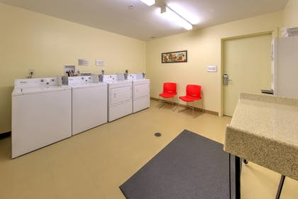 Laundry Room | Fairfield Inn & Suites by Marriott Chincoteague Island Waterfront