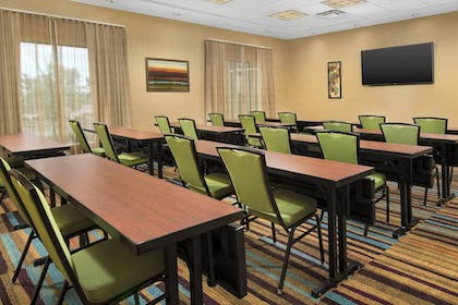 Meeting Facility   Fairfield Inn & Suites Knoxville West
