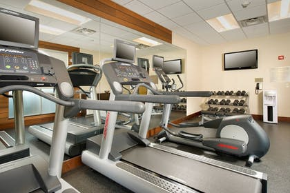 Fitness Facility   Fairfield Inn & Suites Knoxville West