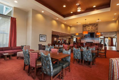 Breakfast Area | Homewood Suites by Hilton Fort Worth - Medical Center, TX