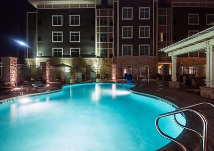 Outdoor Pool | Homewood Suites by Hilton Fort Worth - Medical Center, TX
