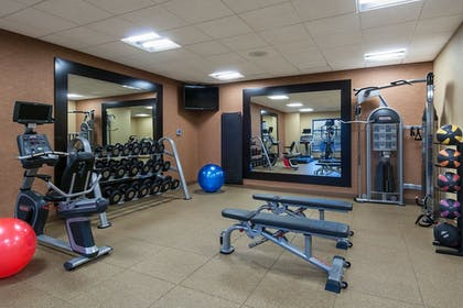 Gym | Homewood Suites by Hilton Fort Worth - Medical Center, TX