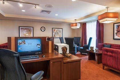 Business Center | Homewood Suites by Hilton Fort Worth - Medical Center, TX