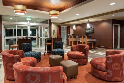 Lobby | Homewood Suites by Hilton Fort Worth - Medical Center, TX