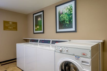 Laundry Room | Candlewood Suites Midwest City