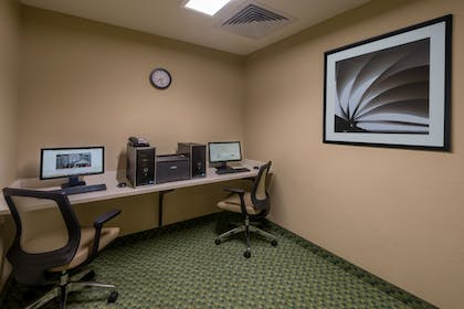 Business Center | Candlewood Suites Midwest City