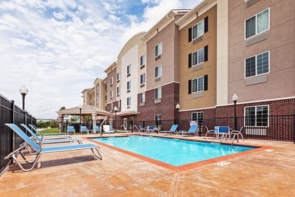 Pool | Candlewood Suites Midwest City