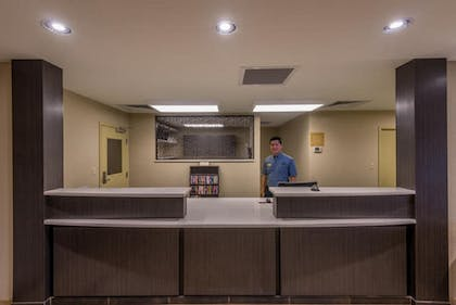 Hotel Front - Evening/Night | Candlewood Suites Midwest City