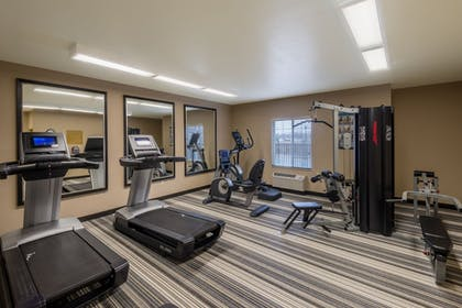 Fitness Facility | Candlewood Suites Midwest City
