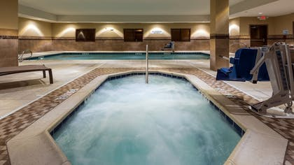 Pool | Holiday Inn Express Hotel & Suites Butte
