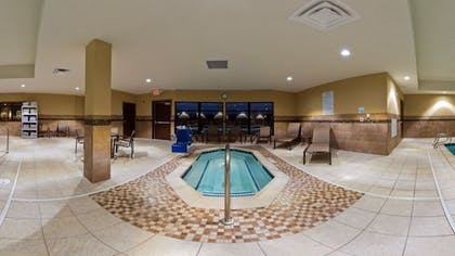 Indoor Pool | Holiday Inn Express Hotel & Suites Butte