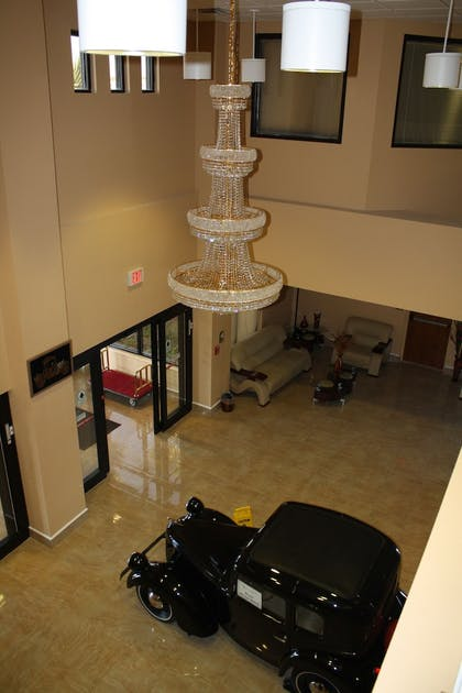 Interior Entrance   Marble Waters Hotel & Suites