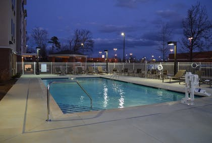 Pool | Candlewood Suites Greenville