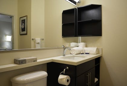 Bathroom | Candlewood Suites Greenville