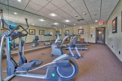 Fitness Facility   Holiday Inn Express Hotel & Suites Lubbock South