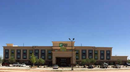 Exterior   Holiday Inn Express Hotel & Suites Lubbock South