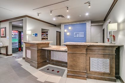 Interior | Holiday Inn Express Hotel & Suites Lubbock South