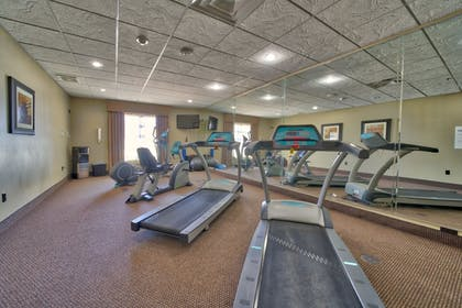 Fitness Studio   Holiday Inn Express Hotel & Suites Lubbock South