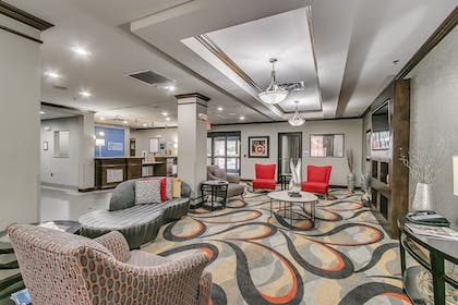 Interior   Holiday Inn Express Hotel & Suites Lubbock South