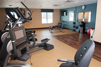 Fitness Facility | Holiday Inn Express & Suites Wichita Northeast