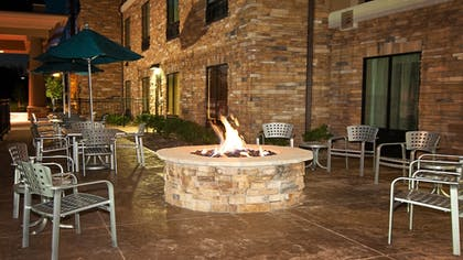 Terrace/Patio | Holiday Inn Express & Suites Wichita Northeast