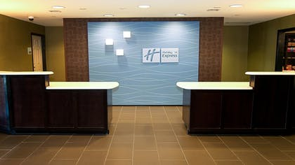Interior | Holiday Inn Express & Suites Wichita Northeast