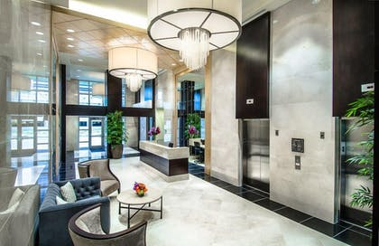 Interior Entrance | Hyatt Place Charlotte Downtown