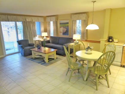Living Room | The Villages at Ocean Edge