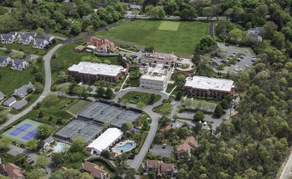 Aerial View | The Villages at Ocean Edge