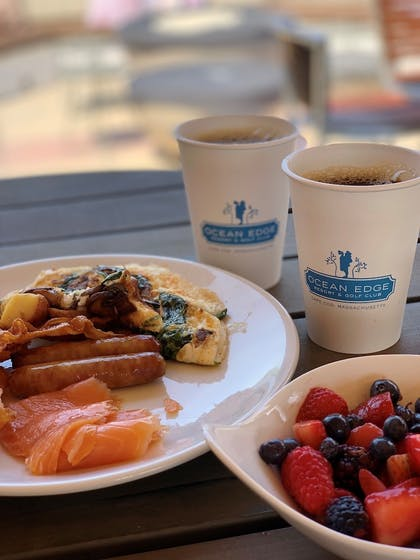 Breakfast Meal | The Villages at Ocean Edge