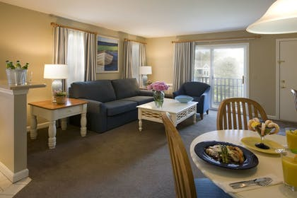 Living Area | The Villages at Ocean Edge