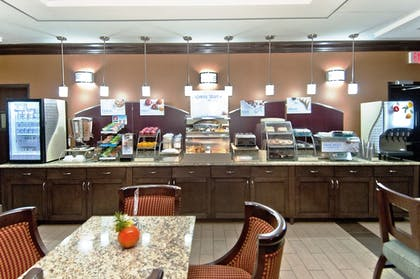 Breakfast buffet | Holiday Inn Express & Suites San Antonio SE By At&t Center