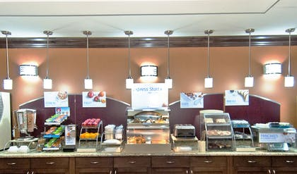 Restaurant | Holiday Inn Express & Suites San Antonio SE By At&t Center