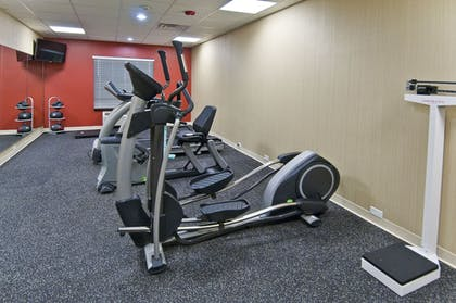 Fitness Facility | Holiday Inn Express & Suites San Antonio SE By At&t Center