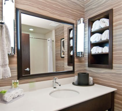 In-Room Amenity | Holiday Inn Express & Suites San Antonio SE By At&t Center