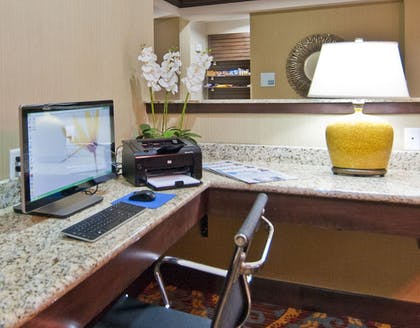 Business Center | Holiday Inn Express & Suites San Antonio SE By At&t Center