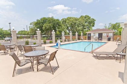 Pool | Holiday Inn Express & Suites San Antonio SE By At&t Center